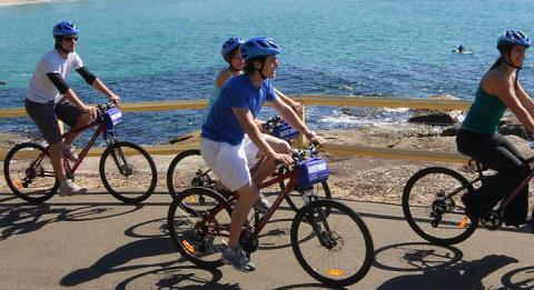 Manly Bike Tours, Sydney