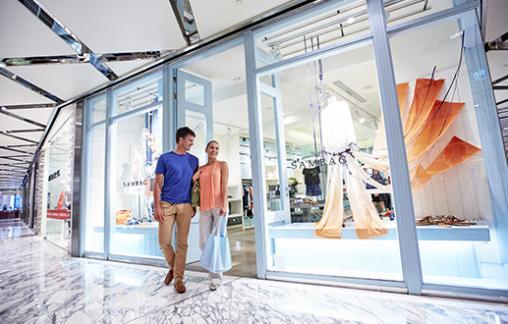 Mode und Shopping