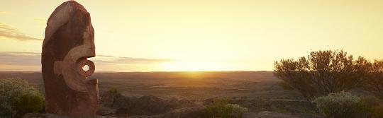 Living Desert Sculptures, Broken Hill