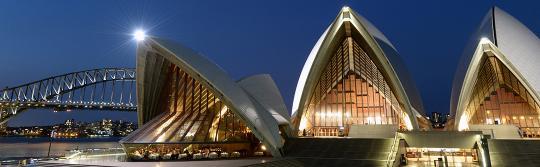 Das Sydney Opera House, Sydney