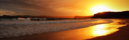 Putty Beach, Bouddi National Park