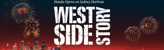 Handa Opera am Sydney Harbour