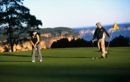 Leura Golfplatz, Leura