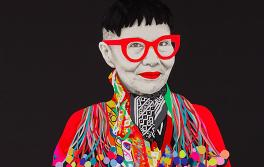 Portrait of Jenny Kee, Archibald Prize, Sydney