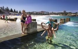 Coogee Ocean Pool, Sydney
