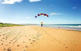Fallschirmspringen, Wollongong