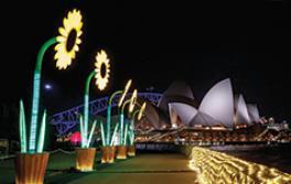Sydney Opera House, Vivid Sydney 2018